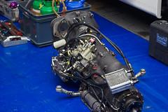 130316 13 Tank S Rally _ servicepark Emmeloord _ versnellingsbak voor Subaru WRC S14 van Rene Kuipers (homestee) Tags: tank rally rene s wrc subaru van voor emmeloord s14 kuipers servicepark versnellingsbak zuiderzeerally