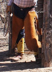 CATTLE COUNTRY (AZ CHAPS) Tags: ranch arizona spurs cowboy boots rope chaps corral wrangler chinks
