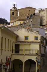 Plaza Mayor (marathoniano) Tags: españa art río river town spain europa village arte pueblo espagne mundo albacete castillalamancha poble ayna marathoniano ramónsobrinotorrens