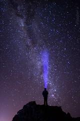 Iluminando la Va Lactea (por poper`s) Tags: noche cielo iquique chile pampa salitrera via lactea ngc