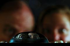 The Last Drop (Studio d'Xavier) Tags: werehere surfacetension water reflection refraction drop 365 july252016 207366 bokeh dof depthoffield