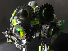 Rodak_12 (Flame Kai'zer) Tags: rodak bionicle lego moc flame kaizer flamekaizer hadix unbound engineer