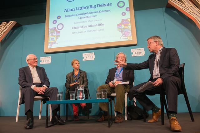 Alan Little's Big Debate