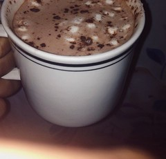 A nice cup of hot coco (MeowIt'sFelicia) Tags: mug hotchoco hotchocolate marshmallows yum coldnight winter wintertime faveforfave followforfollow newflickraccount