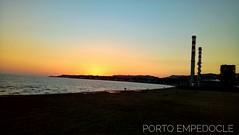 Porto empedocle (arturoiann) Tags: sicilia mare spiaggia italia portoempedocle