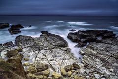Godrevy - North Coast - Cornwall (Dixie Deane) Tags: godrevy distagont2821ze cornwall longexposure leefilters leebigstopper coast sea stives gitzo canon5dmkiii zeiss