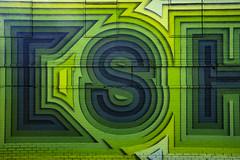 'S' in the SHF (Waving lights in the dark) Tags: graphic graphicdesign design designer draughtsman draughtsmanship graffiti graffitiart sheffgraff sheff sheffield urbanart urbex urbanexplore spraycan accurate green ocd