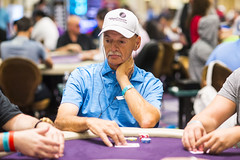 Bill Klein (World Poker Tour) Tags: worldpokertour wpt maintour wptlegendsofpokerseason20162017 thebicyclehotelcasino bellgardens ca usa