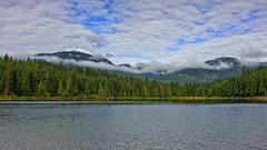 Lost Lake (blichb) Tags: 2016 britishcolumbia kanada lostlaketrail sonya7rii whistler zeissloxia235 blichb lostlake see himmel wald