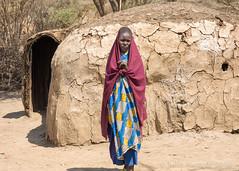 Masai Widow (Patroller) Tags: kenya masai africa lightroom canon