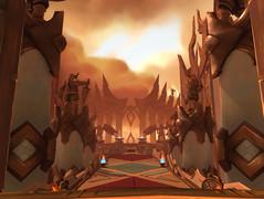 SEJOUR CELESTE ...Games WOW , World Of Warcraft Legion (willanbarron) Tags: wow warcraft world of games online avatars celeste odin warrior legion