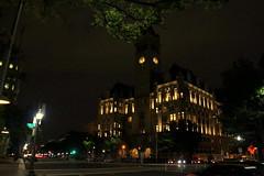 Washington DC at Night (wyliepoon) Tags: washington dc us usa united states capital downtown pennsylvania avenue old post hotel trump international