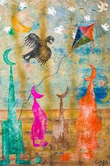 Gabo (Thomas Hawk) Tags: baja bajacalifornia cabo cabosanlucas gabo gaboartgalleryandstudio loscabos mexico todossantos painting