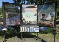 Voyageurs National Park Markers (Saint Louis County, Minnesota) (courthouselover) Tags: minnesota mn saintlouiscounty stlouiscounty voyageursnationalpark nationalparks nationalparksystem northamerica unitedstates us