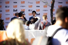 Damien Chazelle (cookedphotos) Tags: canon 5dmarkii toronto tiff torontointernationalfilmfestival filmfestival premiere redcarpet princessofwales theatre princessofwalestheatre lalaland paparazzi director damienchazelle tiff16