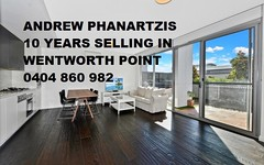 105/14 Nuvolari Plac Baywater Drive, Wentworth Point NSW