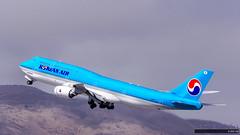 Korean Air - HL7636 (InSapphoWeTrust) Tags: 747 748 bayarea boeing747 boeing7478 california hl7636 hanjin kal ke ksfo koreanair northamerica sfo sanfrancisco sanfranciscointernationalairport usa unitedstates unitedstatesofamerica   us