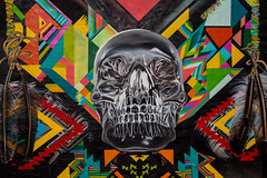 Skull graffiti (fredrik.gattan) Tags: skull graffiti street art konst snstragrnd snstra rgsved stockholm sweden ddskalle