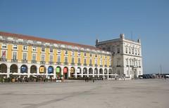 Praa do Comrcio (kpmst7) Tags: 2016 portugal europe iberia lisbon lisboa westerneurope southerneurope plaza nationalcapital