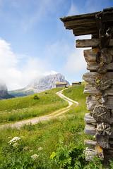 Passo Gardena (Massimiliano Teodori) Tags: alpi dolomiti passogardena valgardena italy