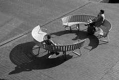 Barbican Shapes and Shadows (Tawny042) Tags: shapes barbican london d80 nikon city urban shadows
