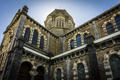 Saint Paul Church of Granville (Rayoflightbe) Tags: normandi travel normandy saint paul church granville architecture