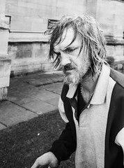 street man (matthewheptinstall) Tags: york street portrait candid people culture city thisisengland everydaylife photojournalism documentary streetlife urban