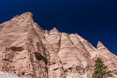 Faces (Clark Engbrecht) Tags: 2016 newmexico santafe tentrocksnationalmonument nature geology rockformations erosion