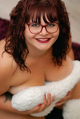 Melle Popspastel (Lancelot Pierre) Tags: briecomterobert france bbw curvy girl woman sexy curvylicious sensual nude naked babe beautifl portrait gorgeous female lady red smile