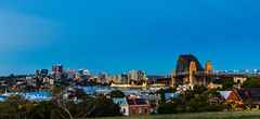 Observatory Hill #1 (mraadsen) Tags: bridge panorama port canon landscape eos is cityscape harbour north sydney australia jackson shore nsw cbd usm efs observatoryhill f3556 550d 1585mm