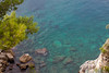 Azure (Hrebi) Tags: sea mer color canon meer azure croatia farbe dubrovnik couleur azur croatie kroatien eos450d azurblau