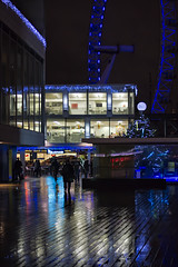 (The New Motive Power) Tags: christmas city blue shadow peo