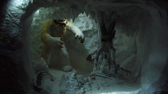 "Wampa Cave diorama • <a style=""font-size:0.8em;"" href=""http://www.flickr.com/photos/86825788@N06/8362685614/"" target=""_blank"">View on Flickr</a>"