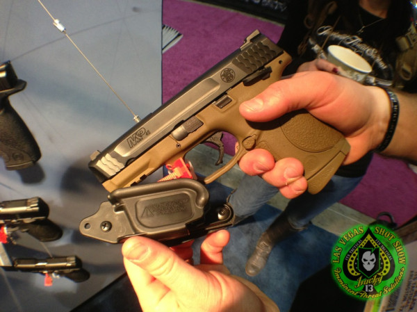 ITS Tactical SHOT Show 2013: Day 2 Live Coverage 004