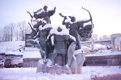 Kiev, Ucrania (Imptraz) Tags: lenin ukraine kiev easterneurope urss ucrania europadeleste viajeeuropa unionsovietica travelingeurope unionderepublicasocialistassovieticas
