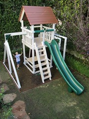 IMG_1429 (Swing Set Solutions) Tags: set play swings vinyl slide structure swing solutions playset polyvinyl
