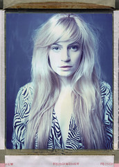 Suna (Braca Nadezdic) Tags: portrait girl beautiful studio 8x10 sinar 809 polaroid809 polaroid8x10