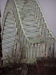 Runcorn-Widnes Bridge Nov 2008 (DizDiz) Tags: england cheshire 1961 runcornwidnesbridge olympusc720uz