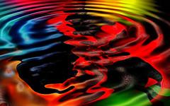 Apophysis Ripples (africangreylady2012) Tags: graphicart photoshop digitalart fractal apophysis fractals