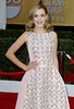 19th Annual Screen Actors Guild (SAG) Awards held at the Shrine Auditorium - Arrivals Featuring: Kiernan Shipka