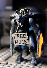 You might wanna pass.... (Led Trousers) Tags: 4 free halo knight hugs scattershot didact halo4 halomegabloks prometheans