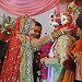Un mariage hindou à Khajuraho