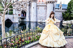 Belle (EverythingDisney) Tags: princess disneyland disney belle newdress dlr beautyandthebeast ballgown