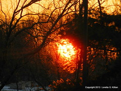 The Setting Sun (Peachhead (3,000,000 views!)) Tags: winter light sunset shadow sun afternoon shadows pennsylvania pa invierno inverno lehighvalley lhiver eastonpa forkstownship northamptoncounty