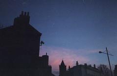 york (teacup_dreams) Tags: york sunset sky film 35mm