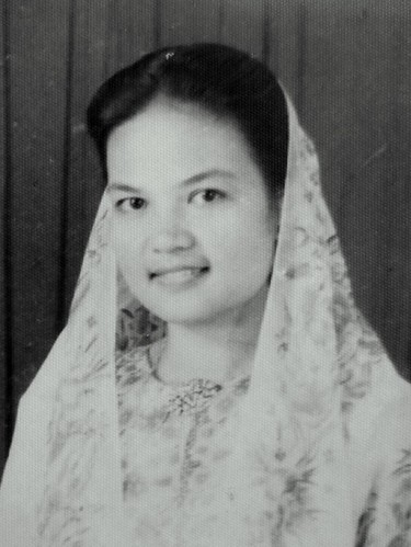 My mother - Sofiah Djamaris