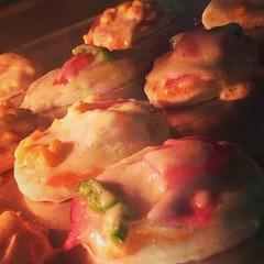 เอาอั้ม พัชราภา มาแลกก็ไม่ยอม #pizza หน้าพระครู #skyexits #production #yummy