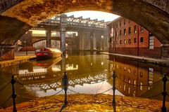 Castlefield Rays 2 (0-1-6-1) Tags: manchester canal railway rays castlefield