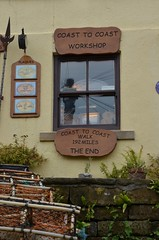 Robin Hoods Bay - End of Coast to Coast (sweetpeapolly2012) Tags: