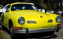 1972 Volkswagen Karmann Ghia (zoxcleb) Tags: sanfrancisco california canon flickr unitedstates meetup 1972 karmannghia flickrwalk sfflickrmeetup 5dmk3 sfflickrwalk